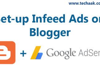 Adsense Blogger Ads