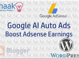 Blogger Auto Ads